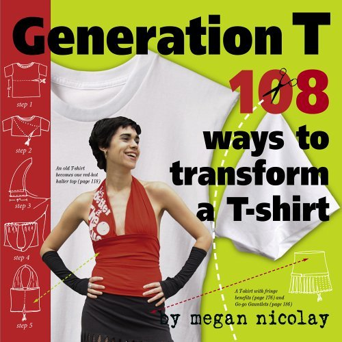 Generation T Book