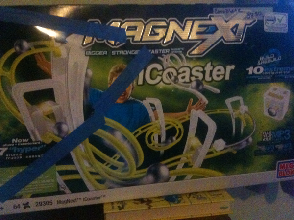 Magnext...a rollercoaster ride of fun!