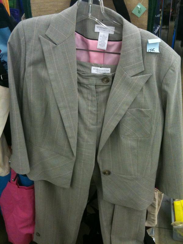Pee Wee Suit